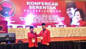 Jokowi - Amin Menang, Jih Kur dan Suyitno Pimpin PDI Perjuangan Lagi