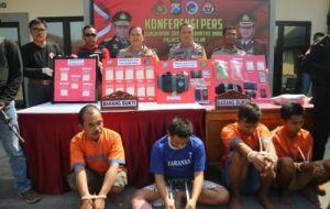 Amankan SS 4 Kilogram Lebih, Polisi: Bangkalan Sudah Darurat Narkoba