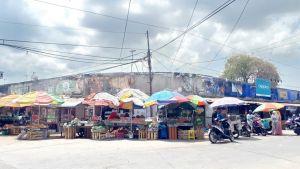 Pasar Karang Penang Digerojok Rp 4 M