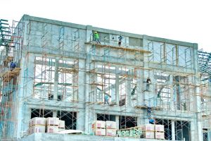 Butuh Rp 27 Miliar Lagi Untuk Tambahan Fasilitas Gedung DPRD