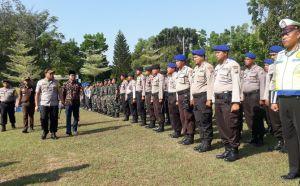 Terjunkan 350 Personel Gabungan Amankan Pelantikan Presiden