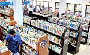 Medsos Hambat Minat Baca Buku