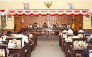 BK DPRD Sumenep Resmi Terbentuk, Ini Identitas Ketua dan Anggotanya