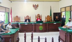 Hakim Tolak Praperadilan Imam Mahmudi