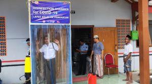 Napi Buat Disinfection Chamber