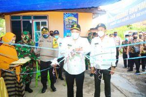 Bupati-Wabup Launching Kampung Tangguh Semeru