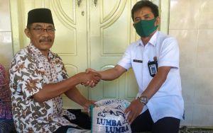 DKPP Sumenep Bantu Desa Rawan Pangan