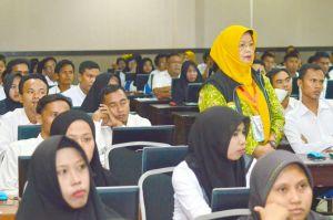 Pelaksanaan SKB CPNS 2019 Buram