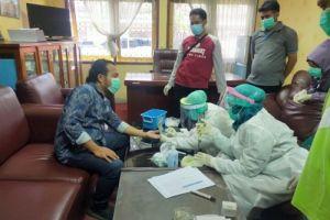 Hendak Kunker, 47 Anggota Dewan di Bangkalan Di-Rapid Test
