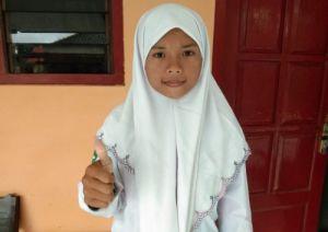 Cerita Kamilatul Laila Berjuang Melawan Tumor Bersama JKN - KIS