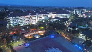 UMM Peringkat Pertama Universitas Islam Terbaik Dunia 2021