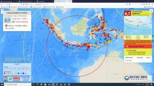 Gempa, BPBD Imbau Masyarakat Tidak Panik