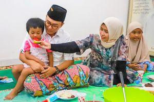 Selera Ramadan Bupati Pamekasan Baddrut Tamam
