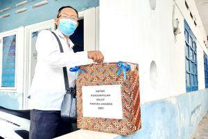 Nakes Satukan Dukungan untuk Syaiful Hidayat