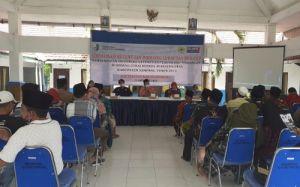 DPMD Sosialisasikan Regulasi Cukai di Karang Penang