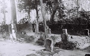 Makam Troloyo, Kuburan Pelataran, Pemakaman Muslim Trah Majapahit