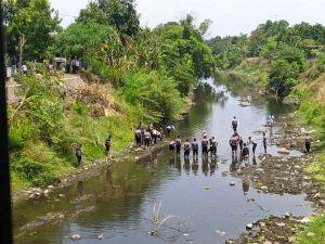 Kerangka Manusia Ditemukan di Sungai Brangkal