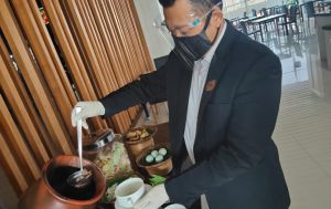 Business Buffet Lunch: Hadirkan 50 Menu Nusantara