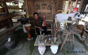 Museum Jawi Ingatkan Generasi Milenial Kenali Budaya Jawa