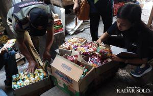 Makanan Digigit Tikus Masih Dijual, Tim Temukan Produk Kedaluwarsa
