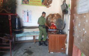Sedang Bertugas, Linmas Kecamatan Laweyan Tiba-Tiba Ambruk Meninggal