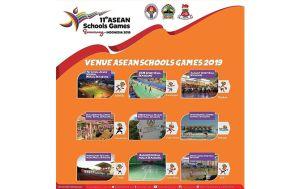 Rabu, Obor ASEAN Schools Games Diarak dari Mrapen