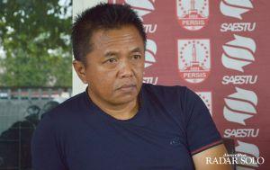 Pemain Persis Solo Minta Coach AY Kembali