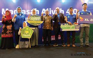 XL Axiata-Kemenag Selenggarakan Program Madrasah BootCamp