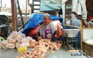 Ayam Milik Peternak Mulai Dihargai Layak, Rp 21 Ribu per Kg