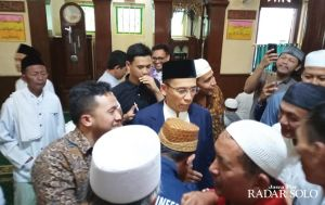 Disebut Jadi Kandidat Menteri Agama, TGB: Itu Tak Perlu Dikomentari