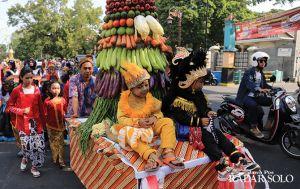 Kirab Budaya Libatkan Milenial Jaga Budaya Lokal