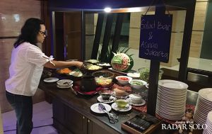 Rayakan HUT RI, Solo Paragon Hotel Luncurkan Makan Siang Bareng