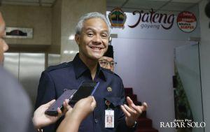 Namanya Viral Jadi Mendagri, Ganjar: Aku Ngurusi Jawa Tengah Wae