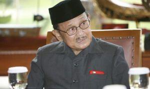 Innalillahi BJ Habibie Wafat, Thareq Habibie: karena Alasan Usia