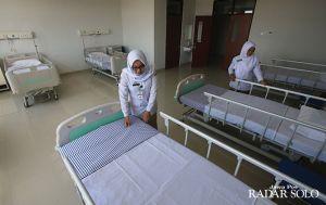 RSUD Bung Karno Tunggu Perwali, Untuk Atur Tarif dan Ketentuan Lain