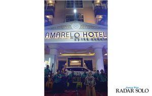 Ngroncong Mengenang Gesang di Amarelo Hotel