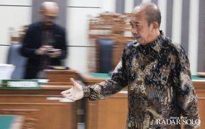 Eks Bupati Dituntut 1 Tahun, Kasus Korupsi Dana Kasda Sragen