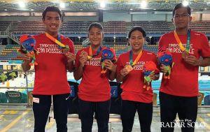 Indonesia Dulang Empat Medali di Australia