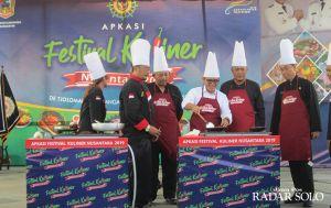 Angkat Menu Daerah di APKASI Festival Kuliner Nusantara