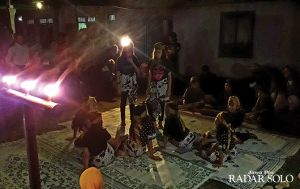 Kampung Thintir Tampilkan Dolanan Anak
