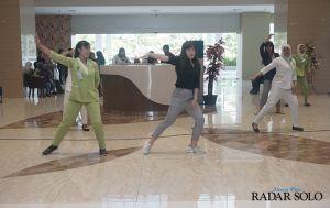 Perayaan HKN, RS Indritati Ajak Pengunjung Cuci Tangan