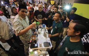 Potensi Melimpah, Taj Yasin Gencar Promosikan Kopi Jateng
