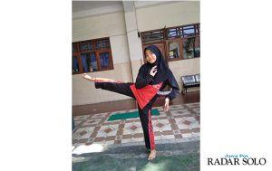Febrilia Widya Nur Azizah, Atlet Multitalenta asal Kota Susu