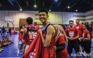 Justin-Coach Wempi Buka Peluang Gabung DBL All-Star