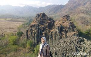 Menikmati Panorama Alam di Gunung Sepikul, Bulu, Sukoharjo
