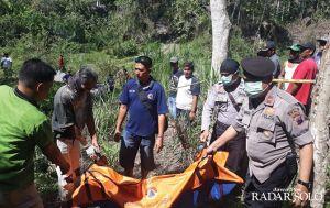 Temukan Kerangka Manusia di Tebing Kali Woro, Identitas Masih Misteri