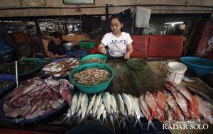 Tingkat Konsumsi Ikan Menggembirakan
