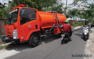 Anggaran BPBD Klaten Untuk Dropping Air Bersih Habis