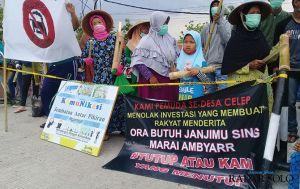 Warga Terdampak Bau Limbah Ancam Duduki Pabrik PT RUM