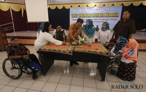 Komunitas Disabilitas Asah Marketing Produk Karya Difabel